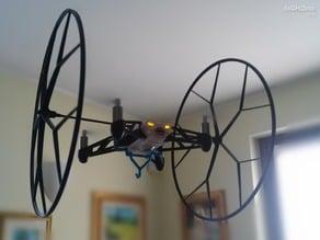 Cargo hook for Parrot Rolling Spider