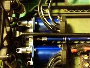 Traxxas Slash 4x4 LCG Dual Motor Mount