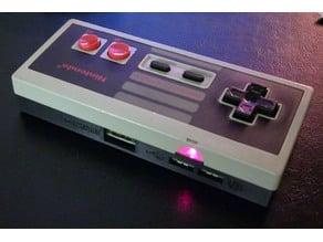 LED Diffuser / Hole Plug for RetroPie NES Controller