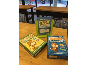 Scratch/ScratchJr Coding Card Stands
