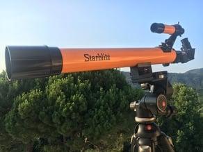Manfrotto 410pl adapter telescope STARBLITZ AC 50/600 AZ 1