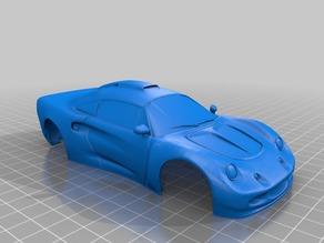 Lotus Exige V16 OpenZ 94mm