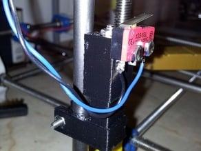 Z endstop telescopic adjustable mount