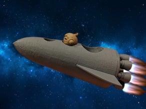 Marvin's Rocket