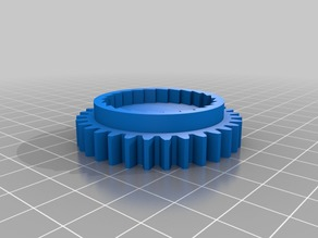 5.8mm holes for the large gear idler and gear pawl