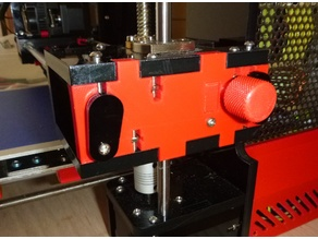 Belt Tensioner X Axis Anet A6