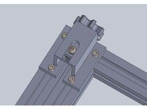 Micromake C1 main belt tensioner