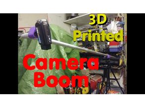 25mm camera boom