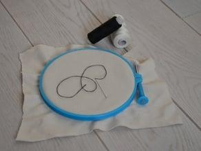 Tambour / quilting hoop