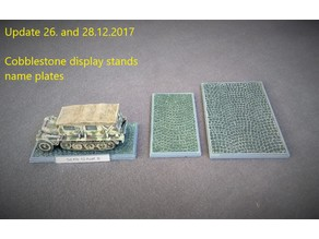 Display stand for your printed model