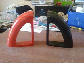 Tailight housing for a 1948 Talbot Lago