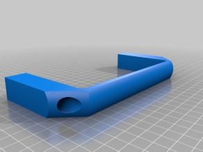 My Customized Handle for 2020 extrusion, OpenBuilds V-slot