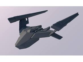 Star Trek Discovery: Section 31 Intel Destroyer NCIA-93