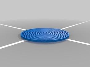 Simple Circular Coaster