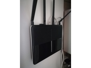 Wall mount TP Link c2600