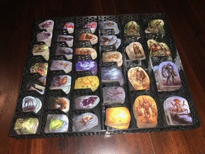 Gloomhaven Insert for ABS