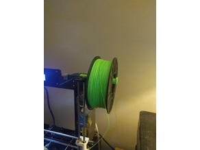 Anet A8 Crappy Side Spool Holder