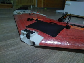 Ritewing Zephyr Camera nose