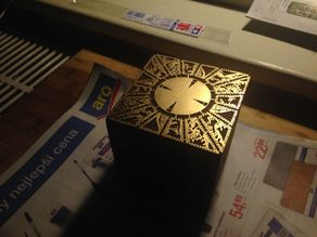 The Lament Configuration (Hellraiser puzzle box)