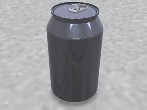 12oz Soda Can
