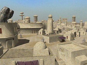 Star wars Battlefront 2 2005 Mos Eisley Map (STILL IN PROGRESS)
