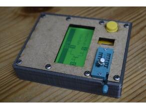 LCR-T4 Lasercut + 3D Print Case