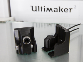 Ultimaker 2 Replacement Print Head V1.1