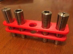 Morse 2 Taper Collet Holder