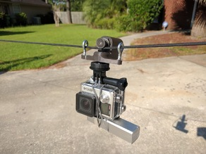 Gopro Motorized Cable Camera