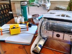Niskin3D Water Sampler