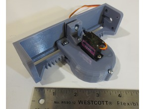 Linear Servo Joint Module *Tiny_CNC_Collection
