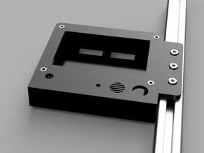 Full Graphic Smart Controller enclosure 2020 profile mount
