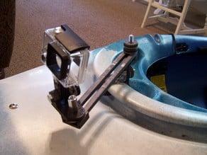 GoPro Kayak mount