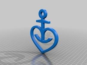 Astra Logo - Keychain