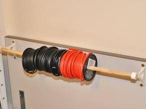 Wire Spool Holder Bracket