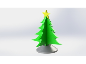 Christmas Tree - Table Top or Ornament