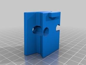 Telescope dovetail adapter