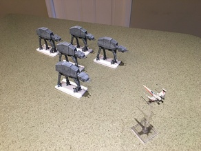 Star Wars X-wing: AT-AT conversion kit
