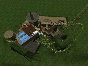 Gaia Roller Coaster