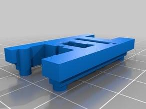 HoverGames DCD-LZ-ADAPT Debugger SWD (JTAG) adapter board case (NXPhlite)
