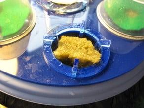 Seed Pod Holders for aeroponics