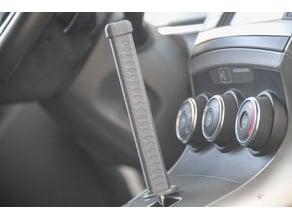 Katana handle shifter knob