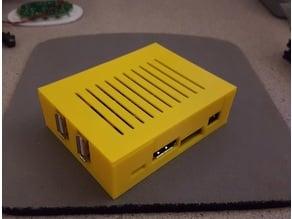 Orange Pi Lite case (snap together)