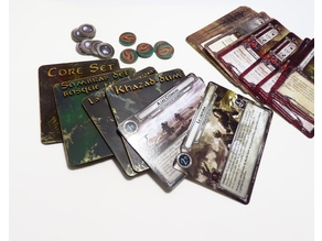 Lord of the rings lcg - Señor de los anillos lcg card organizer