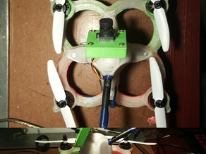 Flower of life drone (FOLD) Quadcopter