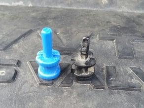2006 Toyota Matrix cover pin