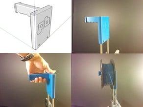 Printrbot Simple Metal Spool Holder / Handle