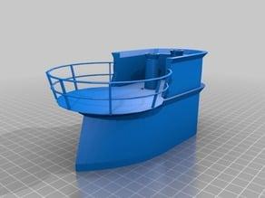 Robbe U47 Submarine Misc Stuff