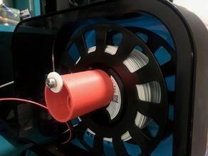 Multi purpose spool holder for Robox 3D printer