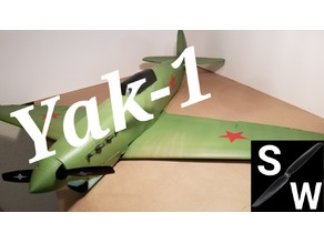 Scratchwarbirds Yak-1